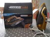 Phoenix gold steam iron