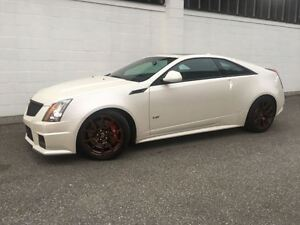 2012 Cadillac CTS-V 6 Speed Manual! No Accidents!