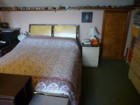 DOUBLE BED (without mattress)