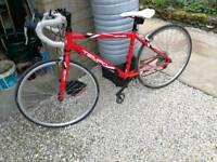 Apollo Tempo boys road race bike - 26inch wheel