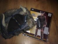 Men's Viking Warrior Costume L/XL
