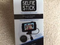 Selfie stick - new in box