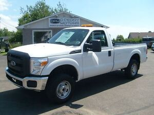2012 Ford F-250 XL REG CAB 4X4 6.2L Gas