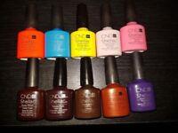 CND Shellac Colour Bundle