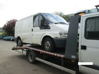 dead or alive vans wanted, top prices paid - call us on 01902399912