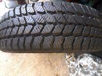 Racing tyres very good at Standlake