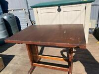 FREE extendable table