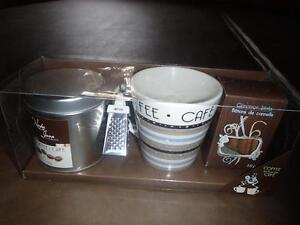 COFFEE GIFT BASKET--NEW!
