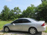 Lady Driven 2002 Honda Civic Coupe (2 door)