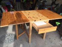 Ikea Gate Legged Table Seats 6 to 8