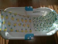 Safety 1st Infant-Toddler Bathtub with chair