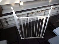 a corner stair gate guard or a fire guard