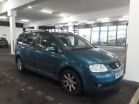 VW Touran - 7 Seater (£1,049)