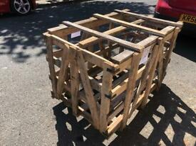 Collect for free - wooden pallet / crate / cage