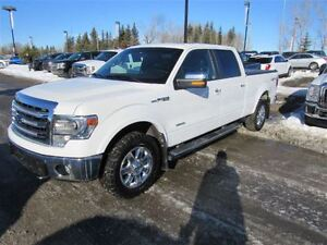 2014 Ford F-150 Lariat Leather Sunroof
