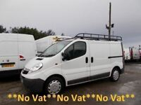 Vauxhall Vivaro 2.7T 2.0 CDTi 115 SWB L/Roof