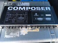 PA system compressor