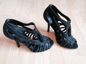 Topshop heels size 5 brand new