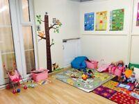 Childminder in Bermondsey - vacancies available