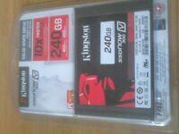 Selling Kingston SSDNow V300 (240GB)