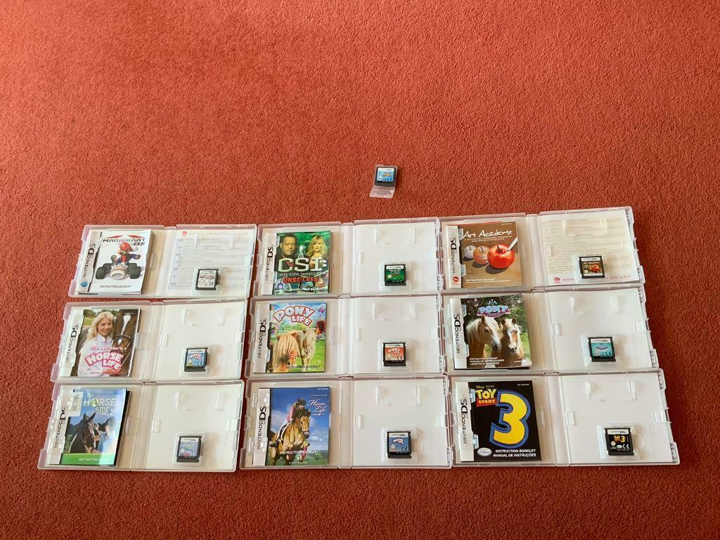 10 Nintendo DS games | in Ware, Hertfordshire | Gumtree