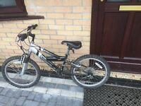 """Boys 20"""" Trojan Emelle Bike shimano gears"""
