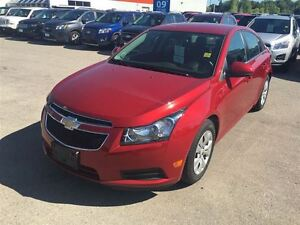 2014 Chevrolet Cruze NEW PRICE!!! ~ ONE OWNER ~ REMOTE START!! London Ontario image 9