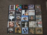 75 CDs from 1990's & 2000's. Mixed Titles - See Description & Images.