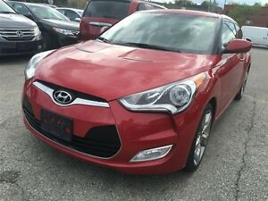2013 Hyundai Veloster TURBO,NAVI,PANORAMIC ROOF,BACK UP CAMERA