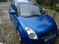 Suzuki swift 06 plate 1.3 **£750 if gone today**