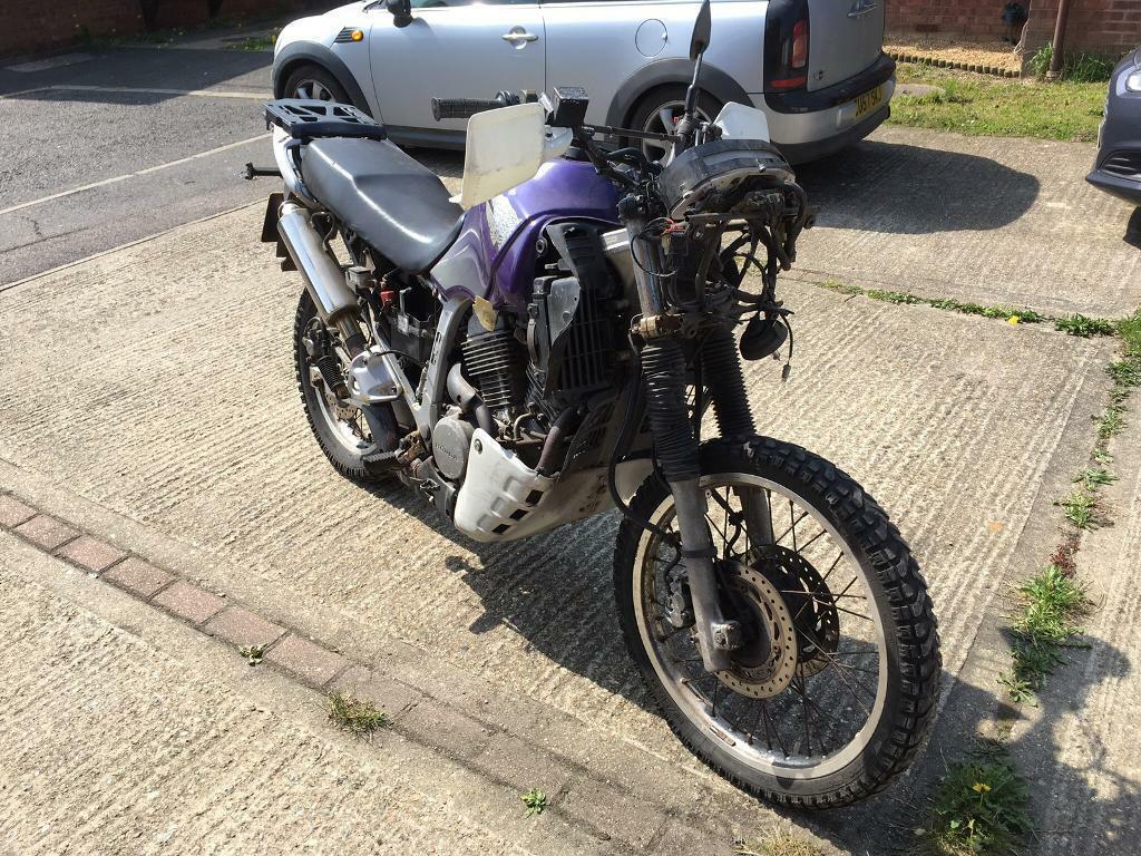 1999 Honda Transalp 600 Spares Or Repair Project In Wickford