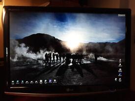 """24"""" LG W2452T - LCD monitor"""