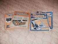 Radio Constructer Magazines.1926-1932