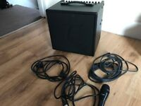 Tanglewood T6 Acoustic Combo Amp PA