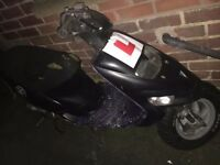 Goleta Stalker 50cc SPARES AND REPAIRS