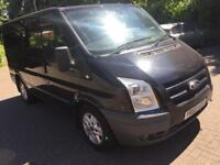 FORD TRANSIT 119 T280S LTD FWD SWB 2008, FSH ,ONE COMPANY OWNER,