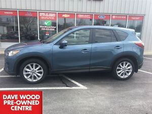 2015 Mazda CX-5 GT-AWD,sunroof