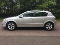 2005 Vauxhall Astra 1.6 SXI, 5 Door, Petrol, Manual, MOT 12 Months, 9 stamps in service book