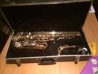 Earlham alto saxsphone