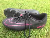 Nike Mercuial Football Boots UK 7