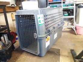 Dog/animal transport crate