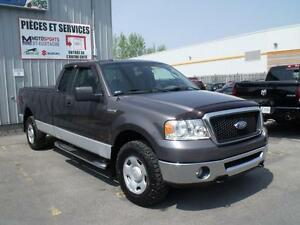 2008 Ford F-150 4X4 XLT PAYLOW PACK