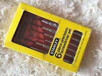 Stanley screwdrivers