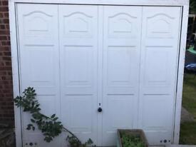 Garage door. FREE LAST WEEK!
