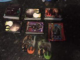 TOPPS CARDS STAR WARS ROGUE ONE