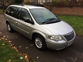 Chrysler Voyager 2.8 CRD LX Plus 5dr, AUTOMATIC, 6 MONTHS FREE WARRANTY, FULL SERVICE HISTORY