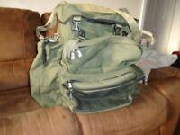 Rod Hutchinson Backpack