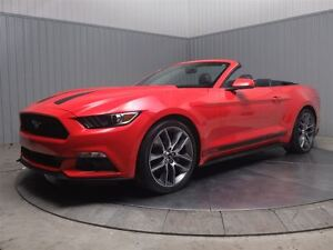 2015 Ford Mustang PREMIUM CONV ECOBOOST CUIR NAVI