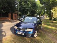 2006/06 REG SKODA FABIA ELEGANCE 1.4 ** IDEAL FIRST CAR + CLEAN EXAMPLE ** £1395