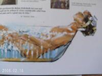 Atlantic Hydrotherapy bath